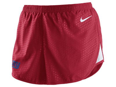 New York Giants Nike NFL Women's Mod Tempo Shorts