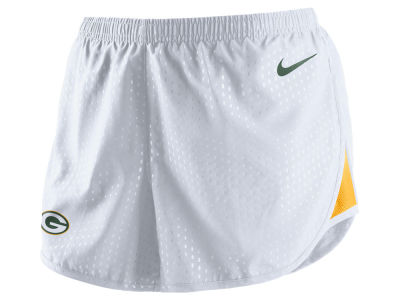Green Bay Packers Nike NFL Women's Mod Tempo Shorts