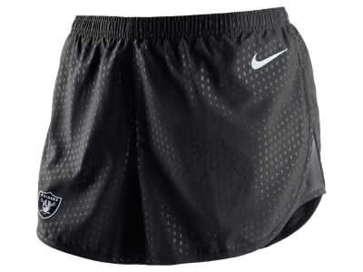 Oakland Raiders Nike NFL Women's Mod Tempo Shorts