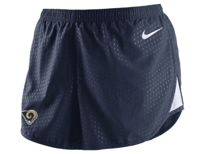 Los Angeles Rams Nike NFL Women's Mod Tempo Shorts