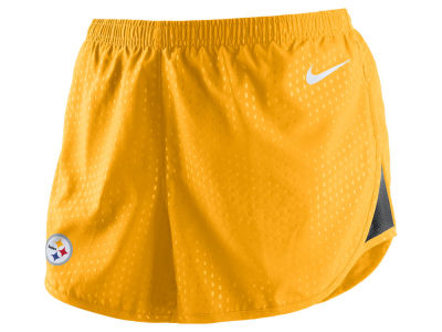 Pittsburgh Steelers Nike NFL Women's Mod Tempo Shorts