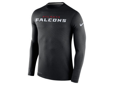 Atlanta Falcons Nike NFL Men's Dri Fit Touch Long Sleeve T-Shirt