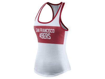San Francisco 49ers Nike NFL Women's Dri Performance Tank