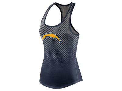 San Diego Chargers Nike NFL Women's New Day Tri Tank