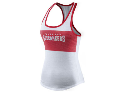 Tampa Bay Buccaneers Nike NFL Women's Dri Performance Tank