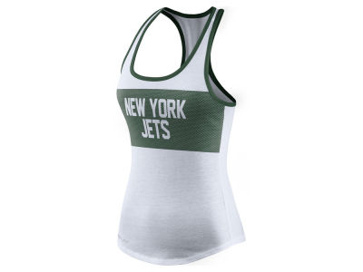 New York Jets Nike NFL Women's Dri Performance Tank