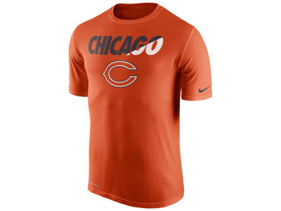 Chicago Bears Nike NFL Men's Legend Staff Practice T-Shirt