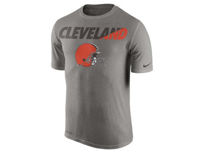 Cleveland Browns Nike NFL Men's Legend Staff Practice T-Shirt