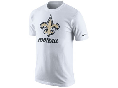 New Orleans Saints Nike NFL Men's Facility T-Shirt