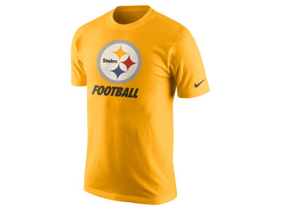 Pittsburgh Steelers Nike NFL Men's Facility T-Shirt