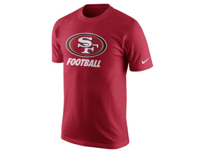 San Francisco 49ers Nike NFL Men's Facility T-Shirt