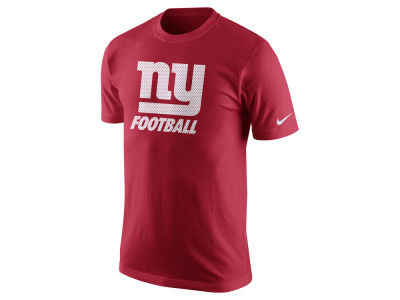 New York Giants Nike NFL Men's Facility T-Shirt