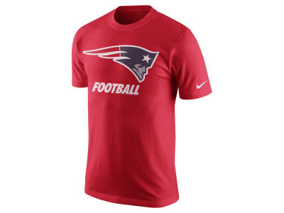 New England Patriots Nike NFL Men's Facility T-Shirt