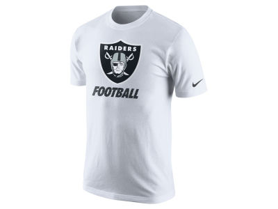 Oakland Raiders Nike NFL Men's Facility T-Shirt