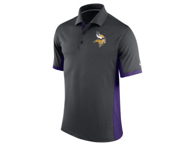 Minnesota Vikings Nike NFL Men's Team Issue Polo Shirt