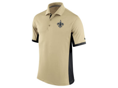 New Orleans Saints Nike NFL Men's Team Issue Polo Shirt