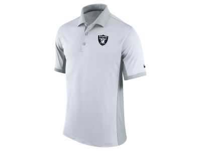 Oakland Raiders Nike NFL Men's Team Issue Polo Shirt