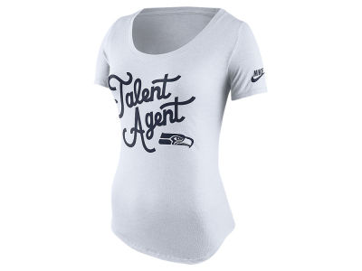 Seattle Seahawks Nike NFL Women's Talent Agent T-Shirt