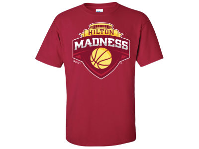 Iowa State Cyclones NCAA Men's Hilton Madness Short Sleeve T-Shirt