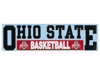 "Ohio State Buckeyes Decal Stockdale 3""X11"""