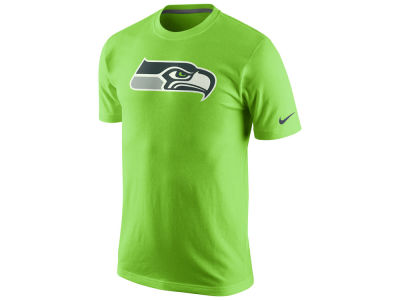 Seattle Seahawks Nike NFL Men's Mesh Logo T-Shirt