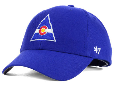 Colorado Rockies '47 NHL Curved '47 MVP Cap