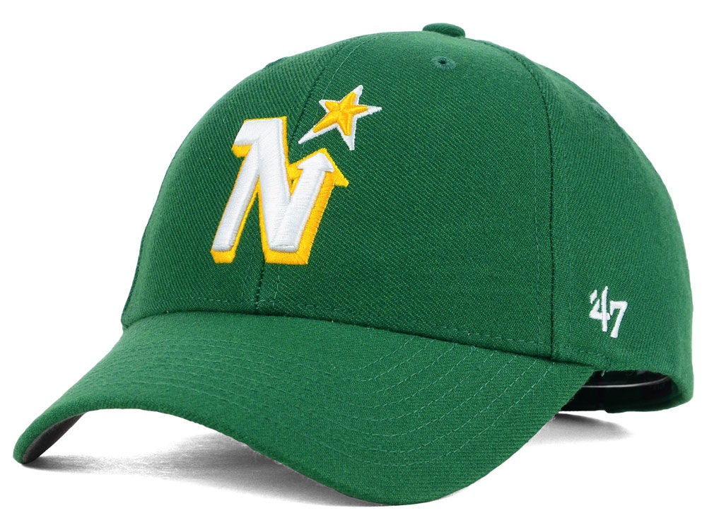 Minnesota North Stars '47 NHL Curved '47 ...