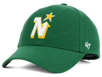 Minnesota North Stars '47 NHL Curved '47 MVP Cap