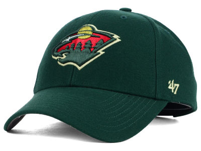 Minnesota Wild '47 NHL Curved '47 MVP