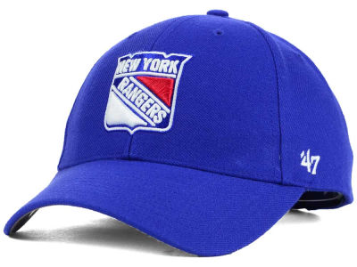 New York Rangers '47 NHL Curved '47 MVP Cap