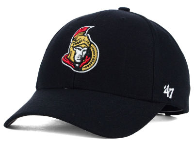 Ottawa Senators '47 NHL Curved '47 MVP