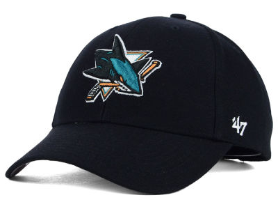 San Jose Sharks '47 NHL Curved '47 MVP Cap