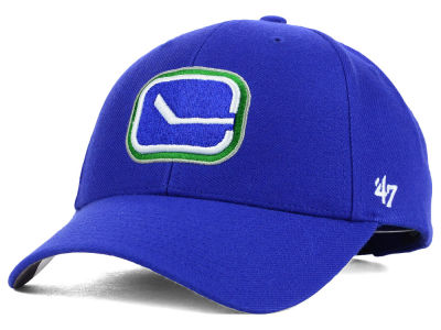 Vancouver Canucks '47 NHL Curved '47 MVP Cap