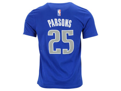 Dallas Mavericks Chandler Parsons NBA Youth Name And Number T-Shirt
