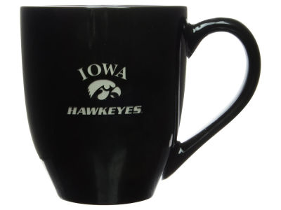 Iowa Hawkeyes 16oz Ceramic Bistro Mug