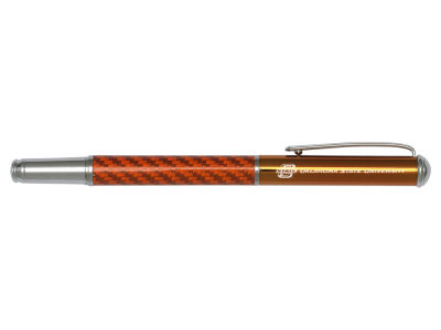 Oklahoma State Cowboys Carbon Rollerball Pen