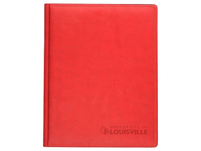 Louisville Cardinals Large Padfolio