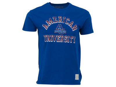 American University Eagles Retro Brand NCAA Vintage Super Soft T-Shirt