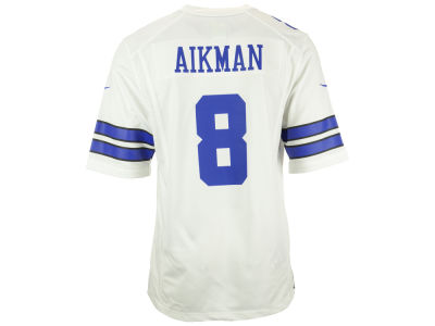 Dallas Cowboys Troy Aikman Nike NFL Retired Game Jersey