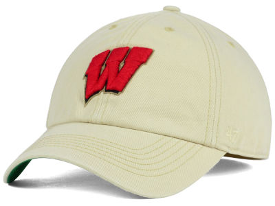 Wisconsin Badgers '47 NCAA Sahara Lawrence '47 FRANCHISE Cap