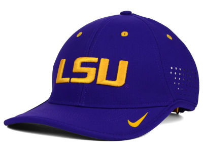 LSU Tigers Nike NCAA Dri-FIT Coaches Cap