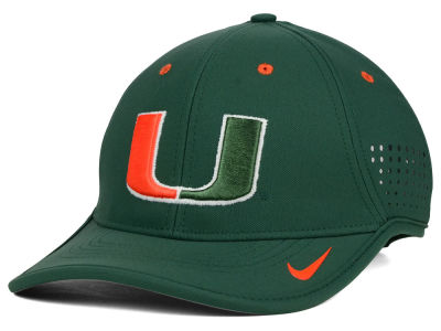 Miami Hurricanes Nike NCAA Dri-FIT Coaches Cap