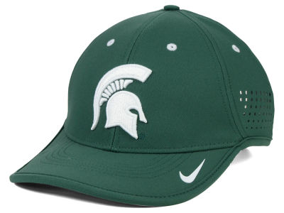 Michigan State Spartans Nike NCAA Dri-FIT Coaches Cap