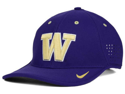 Washington Huskies Nike NCAA Dri-FIT Coaches Cap