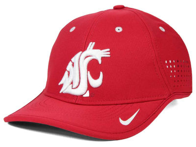 Washington State Cougars Nike NCAA Dri-FIT Coaches Cap