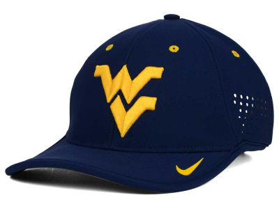West Virginia Mountaineers Nike NCAA Dri-FIT Coaches Cap
