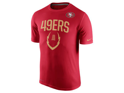 San Francisco 49ers Nike NFL Men's Legend Icon 1.5 T-Shirt