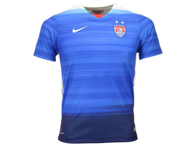 USA Nike National Team Youth Away Stadium Jersey