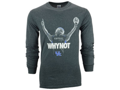 Kentucky Wildcats NCAA Women's Why Not Long Sleeve T-Shirt