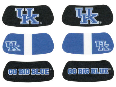 Kentucky Wildcats 3-pack Eyeblack Stickers